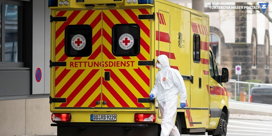 Almanya'da yeni vaka sayısı bir günde 2.6 kat arttı