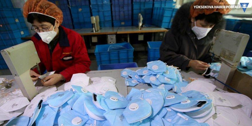Pandemiyi durduran Çin, 4 milyar maske ihraç etti, tıbbi malzeme ihracatından 1.4 milyar dolar kazandı
