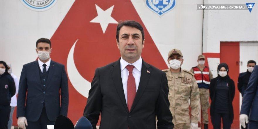 Şırnak Cumhuriyet Başsavcısı Yılmaz'dan koronavirüs tedbirlerine ilişkin açıklama:
