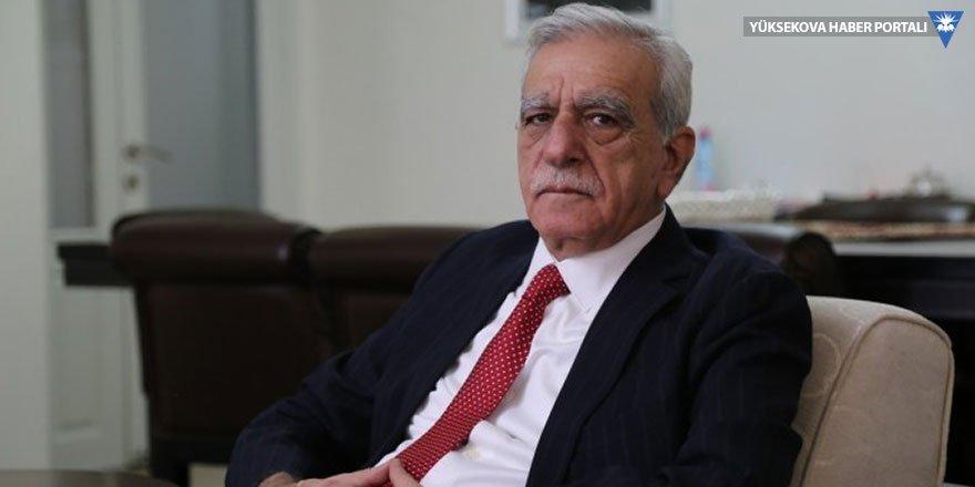 Ahmet Türk: Gün kutuplaşma günü değildir