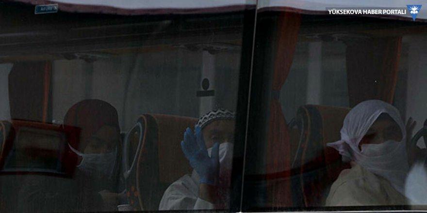 Van'da Umreden dönen bir kişi koronavirüs nedeniyle öldü, mahalle karantinaya alındı