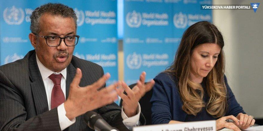 DSÖ: Koronavirüs ölüm oranı gripten 10 kat fazla
