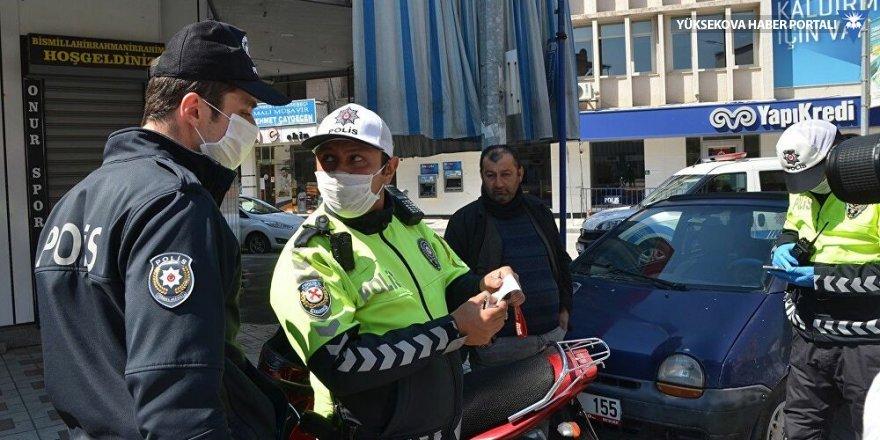 İçişleri Bakanlığı: Sokağa çıkma yasağını ihlal eden 2 bin 756 kişi hakkında işlem yapıldı