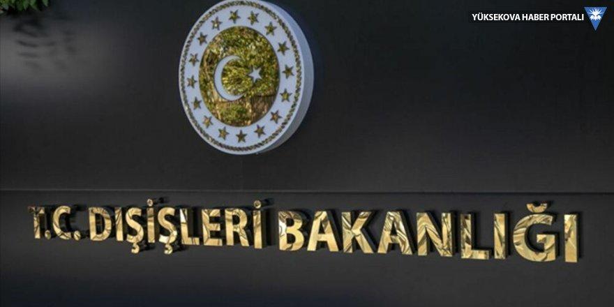 Türk Dışişleri'nden Libya açıklaması: Temsilciliklerimiz hedef alınırsa Hafter unsurlarını meşru hedef telakki ederiz
