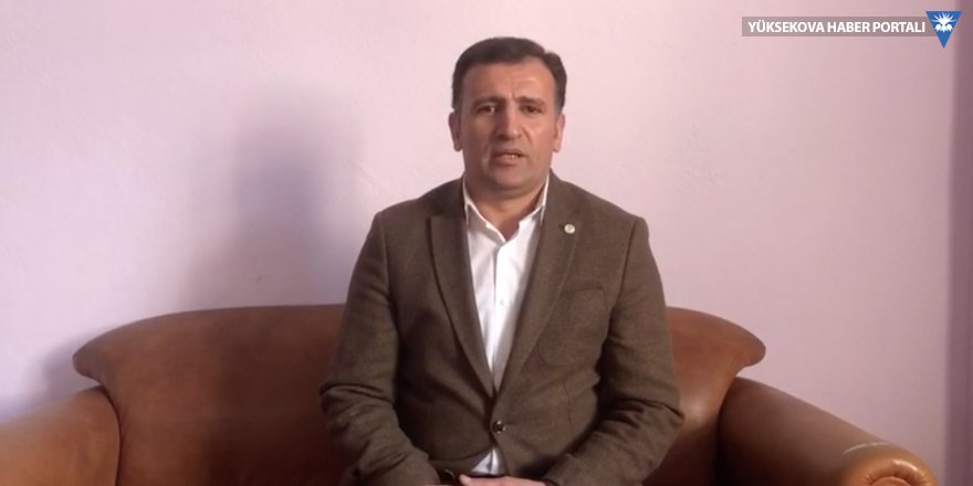 Akdoğan: Salgın Yüksekova'da da yayılıyor, evden çıkmayın