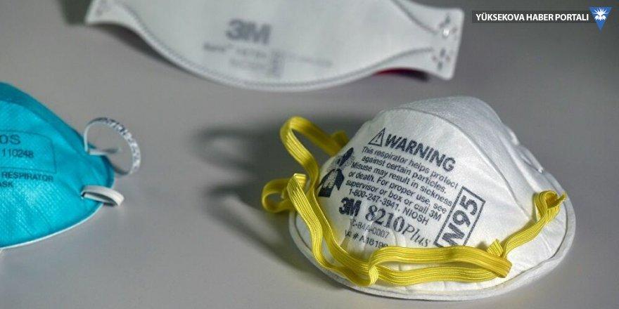 ABD, koronavirüs salgını uyarılarına rağmen Çin'e milyonlarca maske satmış