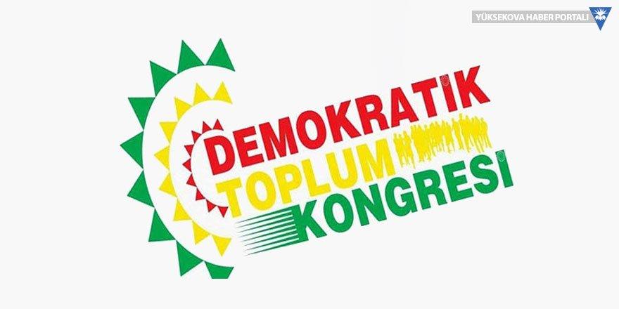 Diyarbakır'da DTK operasyonu: 101 kişi hakkında gözaltı kararı