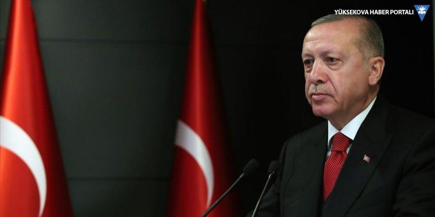 Erdoğan: Ayasofya'nın kültürel miras vasfını koruyacağız