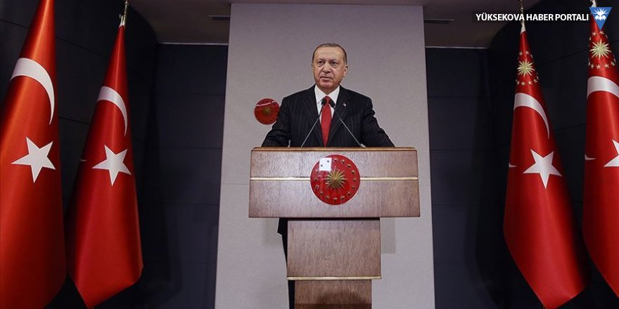 Erdoğan: Özgürlüklerde Türkiye'yi dünyanın en ileri ülkelerinden biri haline getirdik