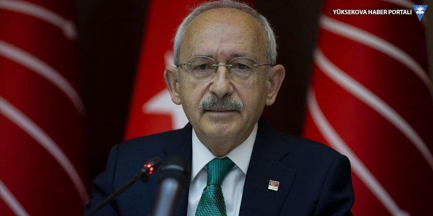 Kılıçdaroğlu: Demirtaş bu iddianameleri madalya olarak takacak