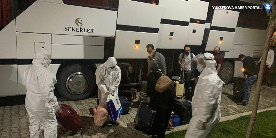 Suudi Arabistan'dan getirilen 268 kişi Isparta'da karantinaya alındı