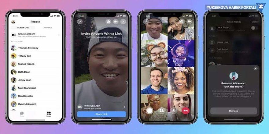 Facebook'a yeni özellik: Görüntülü grup sohbeti