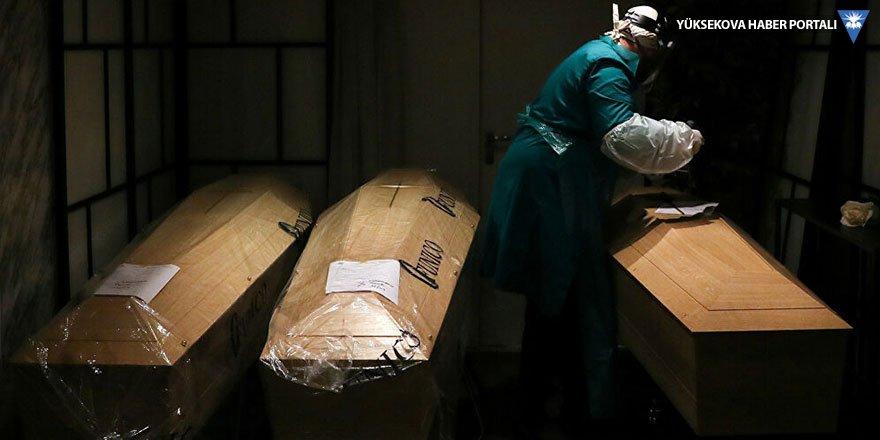 Financial Times: Dünyada koronavirüs kaynaklı can kaybı açıklanandan yüzde 60 daha fazla olabilir