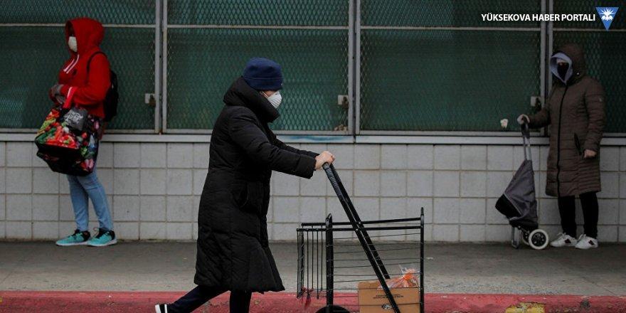 ABD'de korona virüsünden bir günde 2 bin 483 kişi öldü