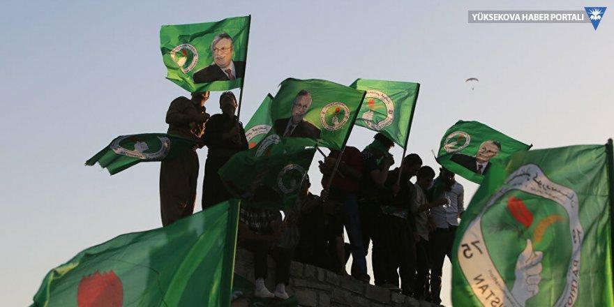 Kürdistan Yurtseverler Birliği ve Goran Hareketi'nden Süleymaniye ve Halepçe'de 'öz yönetim' talebi