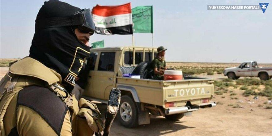 Irak'ta IŞİD saldırısı: 10 Haşdi Şabi mensubu hayatını kaybetti