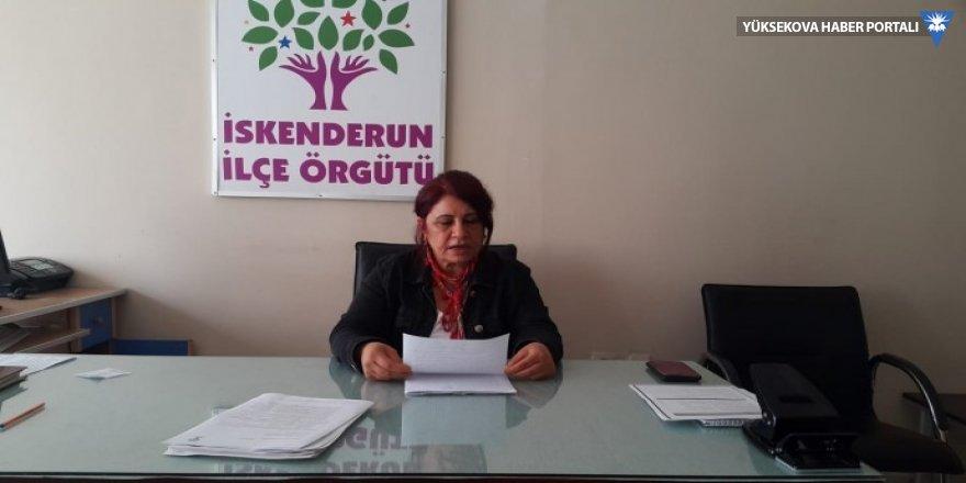 HDP'yi hedef gösteren gazete sahibi hakkında suç duyurusu
