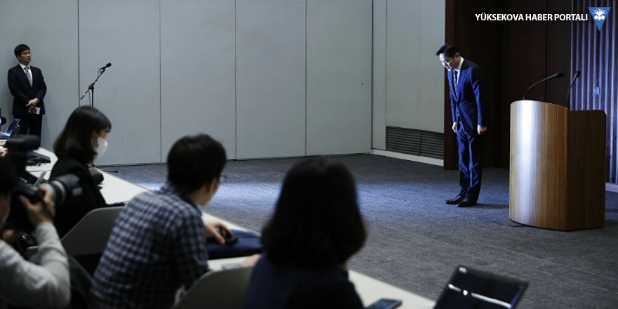 Samsung'un veliahtı rüşvet skandalı nedeniyle özür diledi