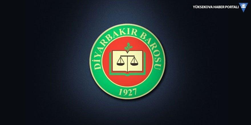 Diyarbakır Barosu: 130 bin meslektaşımızla direneceğiz