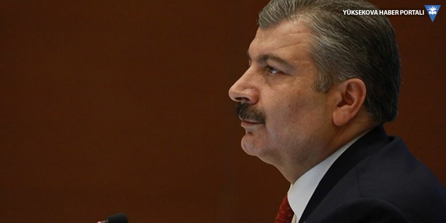 Sağlık Bakanı Koca: Virüsün yayılma hızı azalmadı
