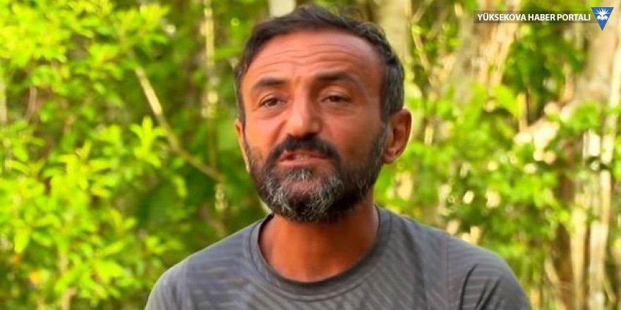 Ersin Korkut, sağlık sorunları nedeniyle Survivor'a veda etti