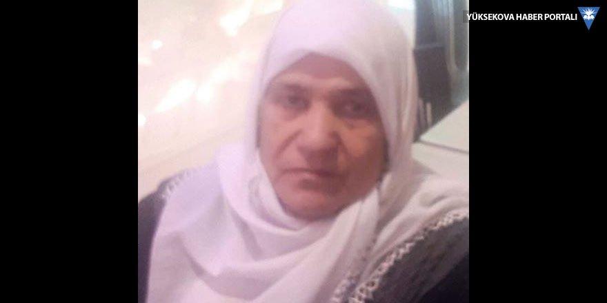 Yüksekova'da Vefat: Caziye Baltacı vefat etti