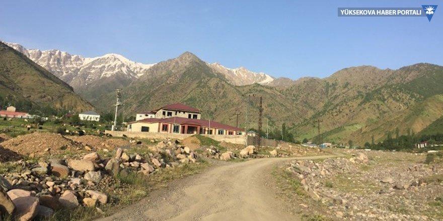 Uludere'de bir köy karantinaya alındı