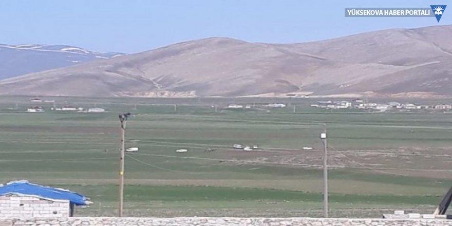İran Sınırı'nda bir kişi vuruldu