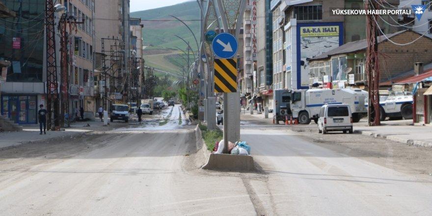 Fotoğraflarla Yüksekova'nın sessizliği