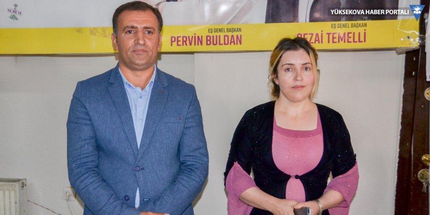 HDP Yüksekova İlçe Başkanlığından Bayram Mesajı