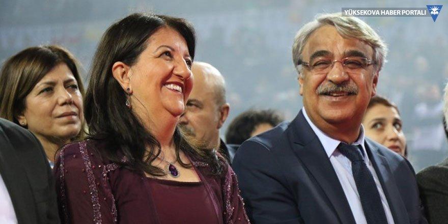 HDP Eş Genel Başkanlarından bayram mesajı