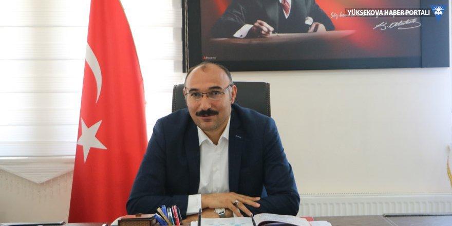 Çukurca Belediyesi Başkanı Ensar Dündar'ın Bayram mesajı