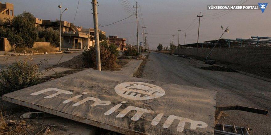 IŞİD'in Irak sorumlusu öldürüldü