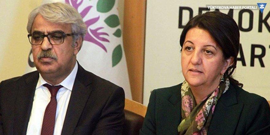 HDP'den CHP'ye: Vekillerimizin adını söylememek doğru değil