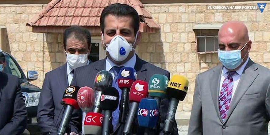IKBY Sağlık Bakanı Berzenci: Salgın kontrolden çıktı