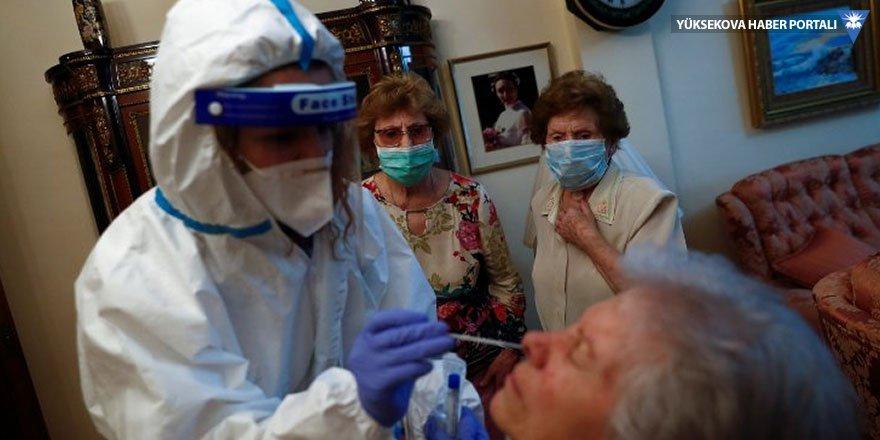 Rusya'da yeni koronavirüs vakalarının sayısı üç gündür üst üste 7 bini aşmadı