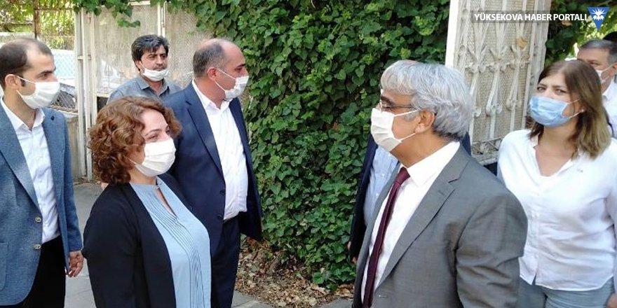 Sancar: Zulüm yönetimi sadece Kürtlerin meselesi değildir