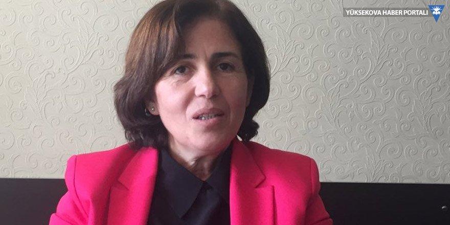 Sur Belediyesi Eşbaşkanı Buluttekin tahliye edildi