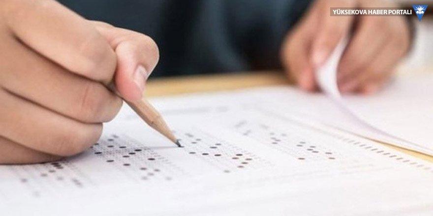 Hakkari'de açık öğretim ortaokul ve lise sınavları ertelendi