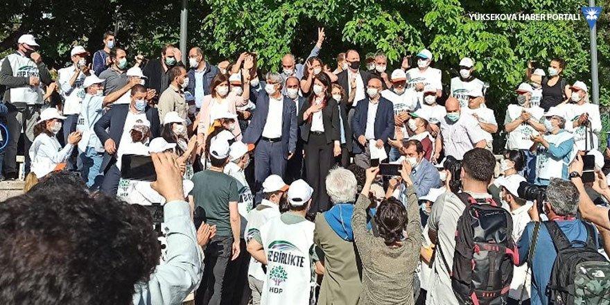 HDP 'Demokrasi Buluşmaları'nı başlatıyor