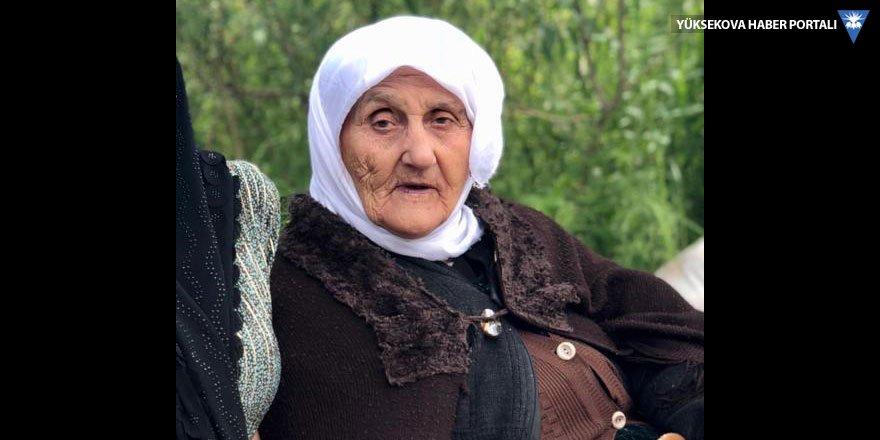 Yüksekova'da Vefat: H. Ayşe Özbeker hayatını kaybetti