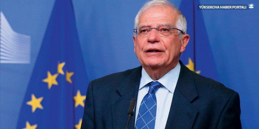 AB Yüksek Temsilcisi Borrell: Türkiye ile ilişkilerde kritik bir noktadayız
