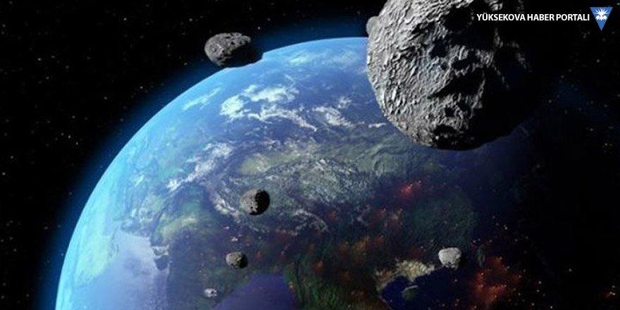 NASA: 5 asteroid Dünya'yı teğet geçecek
