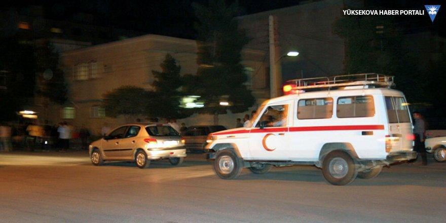 Tahran'da bir klinikte patlama meydana geldi: 13 kişi hayatını kaybetti