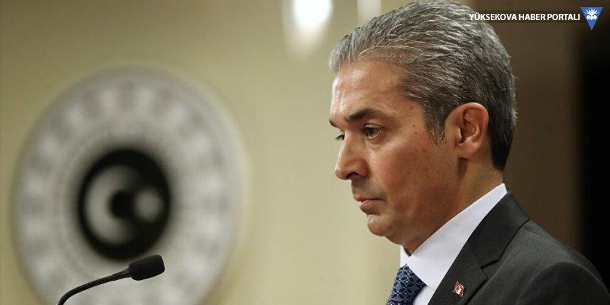 Dışişleri Sözcüsü Aksoy'dan ABD'nin Ayasofya açıklamasına tepki