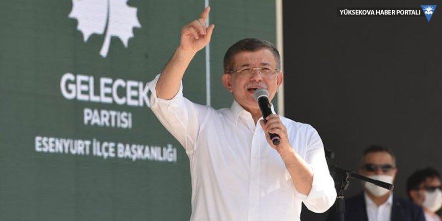 Davutoğlu: Kötü yönetimin sorumlusu bizatihi Erdoğan'dır