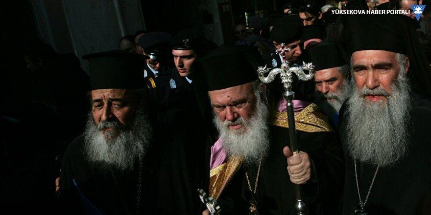 Yunanistan Ortodoks Kilisesi'nden Ayasofya açıklaması: Cesaret edemezler, oyun oynuyorlar