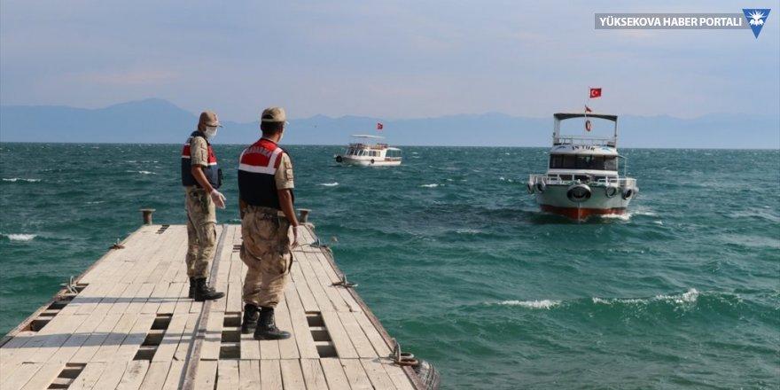 Van Gölü'nde 2 cesede daha ulaşıldı
