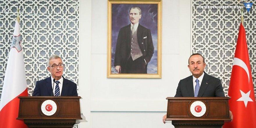 Çavuşoğlu: AB'nin Ayasofya'ya ilişkin 'kınama' sözünü reddediyoruz