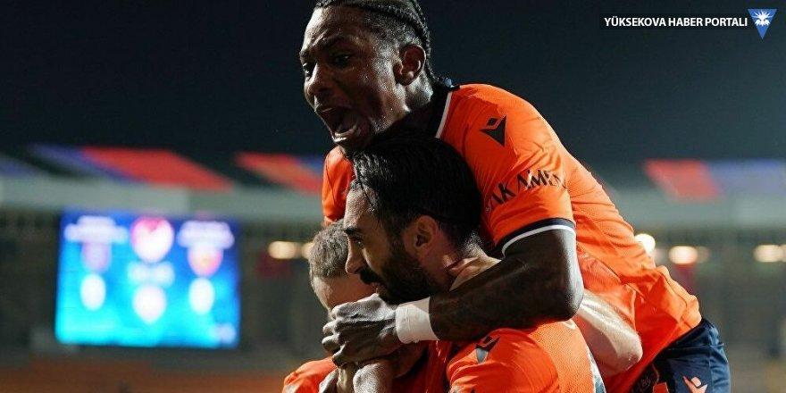 Süper Lig şampiyonu Medipol Başakşehir oldu